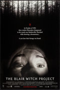 "Movie Posters:Horror, The Blair Witch Project & Other Lot (Artisan, 1999). One Sheets (2) (26.75"" X 39.75"" & 27"" X 40"") DS Regular & Advance. Horr... (Total: 2 Items)"