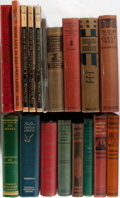 Books:Americana & American History, Group of Eighteen Twentieth Century Books of American History.Various publishers and dates. Various editions. Octavos and l...(Total: 18 Items)