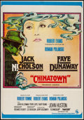 "Movie Posters:Mystery, Chinatown (Paramount, 1974). Spanish One Sheet (27.5"" X 39.5""). Mystery.. ..."