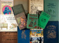 Books:Children's Books, [Children's Books]. Hans Christian Andersen, Kenneth Grahame, andothers. Group of Thirteen Children's Books. Various publis...(Total: 13 Items)