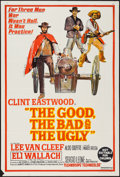 "Movie Posters:Western, The Good, the Bad and the Ugly (United Artists, 1968). Australian One Sheet (27"" X 40""). Western.. ..."