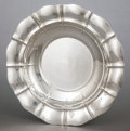 Silver Holloware, American:Bowls, A GORHAM SILVER BOWL WITH SCALLOPED RIM . Gorham Manufacturing Co.,Providence, Rhode Island, 1929. Marks: (lion-anchor-G), ...