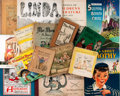 Books:Children's Books, Group of Fifteen Children's Books. Various publishers and editions.Publisher's binding and some in the original dust jacket... (Total:16 Items)