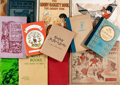 Books:Children's Books, Group of Twelve Children's Books. Various publishers and editions.Publisher's binding and some in the original dust jacket....(Total: 12 Items)