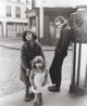 ROBERT DOISNEAU (French, 1912-1994) Les Enfants de la Place Hébert, 1957 Gelatin silver 11-3/4 x 9-1/2 inches (29...