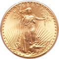 Saint-Gaudens Double Eagles, 1927 $20 MS66 PCGS....