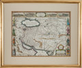 Books:Maps & Atlases, John Speede [sic] (1552-1629), cartographer. The Kingdome ofPersia with the cheef Citties Habites described. [Londo...