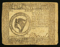 Colonial Notes:Continental Congress Issues, Continental Currency September 26, 1778 $8 Very Fine.. ...