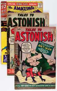 Marvel Silver and Bronze Age Comics Group (Marvel, 1962-74) Condition: Average GD.... (Total: 11 Comic Books)