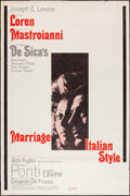 """Movie Posters:Foreign, Marriage Italian-Style & Others Lot (Embassy, 1964). Posters (5) (40"""" X 60""""). Foreign.. ... (Total: 5 Items)"""