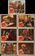 """Movie Posters:Musical, Faust and the Devil (Columbia, 1950). Title Lobby Card & Lobby Cards (6) (11"""" X 14""""). Musical.. ... (Total: 7 Items)"""