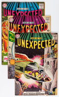 Silver Age (1956-1969):Horror, Tales of the Unexpected Group (DC, 1959-66) Condition: AverageVG.... (Total: 17 Comic Books)