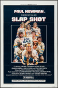"Movie Posters:Sports, Slap Shot (Universal, 1977). One Sheet (27"" X 41"") Style A. Sports.. ..."