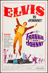 """Frankie and Johnny & Others Lot (United Artists, 1966). One Sheet (27"""" X 41""""), Lobby Card (11"""" X..."""
