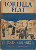 Books:Literature 1900-up, John Steinbeck. Tortilla Flat. New York: Covici Friede,1935. First edition. Octavo. vi, 317 pages. Illustrated ...