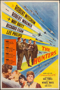 "Movie Posters:War, The Hunters (20th Century Fox, 1958). Poster (40"" X 60"") Style Z.War.. ..."