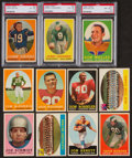 Football Cards:Lots, 1958 Topps Football Collection (44) - An Original Owner Collection. ...