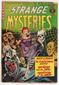 Golden Age (1938-1955):Horror, Strange Mysteries #10 (Superior, 1953) Condition: GD+....