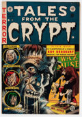 Golden Age (1938-1955):Horror, Tales From the Crypt #34 (EC, 1953) Condition: FN+....
