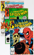 Modern Age (1980-Present):Superhero, The Amazing Spider-Man Group (Marvel, 1981-87) Condition: AverageNM.... (Total: 69 Comic Books)
