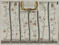 Books:Maps & Atlases, John Ogilby (1600-1676), cartographer. The Road From London toKingslyn. 19 x 14.5 inches (sheet size). One smal...