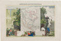 Books:Maps & Atlases, Victor Lavasseur (1800-1870), cartographer. Amèrique Septentrionale. ...