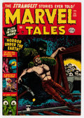 Golden Age (1938-1955):Horror, Marvel Tales #111 (Atlas, 1953) Condition: VG+....