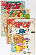 Bronze Age (1970-1979):Cartoon Character, Top Cat Group - Savannah pedigree (Dell/Gold Key, 1970-73)Condition: Average VF/NM.... (Total: 16 Comic Books)