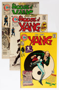 Bronze Age (1970-1979):Adventure, Yang Group - Savannah pedigree (Charlton, 1973-76) Condition: Average VF/NM.... (Total: 19 Comic Books)