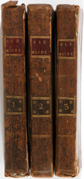 Books:Literature Pre-1900, A Friend to the Sisterhood (William Hayley). A PhilosophicalEssay on Old Maids. Dublin: William Porter, 1786. Three...(Total: 3 Items)