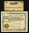 Miscellaneous:Other, Stock Certificates and More.. ... (Total: 5 items)