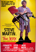 "Miscellaneous:Movie Posters, [Movie Posters]. The Jerk (Universal, 1979). Original one sheet movie poster. 27"" x 41"". Starring Steve Martin. ..."
