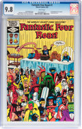 Modern Age (1980-Present):Humor, Fantastic Four Roast #1 (Marvel, 1982) CGC NM/MT 9.8 Whitepages....