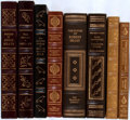 Books:Literature Pre-1900, [Poetry]. Group of Eight Poetry Anthologies Published by FranklinLibrary and Easton Press. Franklin/Easton, 1974-1985. Incl...(Total: 8 Items)