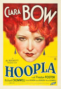 "Movie Posters:Drama, Hoopla (Fox, 1933). One Sheet (27"" X 41"").. ..."