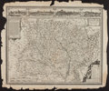 Books:Maps & Atlases, [Map of Czech Republic]. Jan Amos Komenski. Moraviae Nova etPost Omnes Priores Accuratissima Delineatio. [Amste...