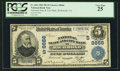 National Bank Notes:Virginia, Richmond, VA - $5 1902 Plain Back Fr. 601 National State & CityBank Ch. # (S) 8666. ...