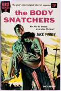 Books:Horror & Supernatural, Jack Finney. The Body Snatchers. New York: Dell, 1955. Firstedition. Mass market paperback. Sixteenmo. Publisher's ...