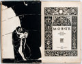 Books:Horror & Supernatural, Marie Armstrong Hecht. LIMITED. Morte. Chicago: PascalCovici, 1925. First edition, limited to 450 numbered copies, ...