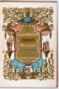 Books:Religion & Theology, [Rev. Rufus Griswold, editor]. The Illustrated Book of Christian Ballads. Philadelphia: Lindsay and Blakiston, 1844....