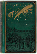 Books:Science Fiction & Fantasy, Jules Verne. Off On a Comet! A Journey Through PlanetarySpace. Claxton, Remsen & Haffelfinger, 1878. First edit...