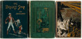 Books:Natural History Books & Prints, Group of Three Ocean Adventure Novels. Various publishers, 1894-1904. Various editions. Octavos. Publishers' bindings. Illus... (Total: 3 Items)