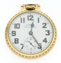 Timepieces:Pocket (post 1900), Hamilton 21 Jewel 992 B Railway Special Pocket Watch. ...