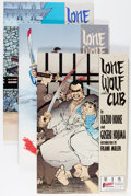 Modern Age (1980-Present):Miscellaneous, Lone Wolf and Cub Group (First Comics, 1987-89) Condition: Average NM-.... (Total: 25 Comic Books)