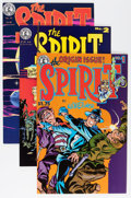 Modern Age (1980-Present):Miscellaneous, The Spirit Group (Kitchen Sink, 1983-89) Condition: Average NM-.... (Total: 60 Comic Books)