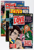 Bronze Age (1970-1979):Romance, Our Love Story Group (Marvel, 1970-76) Condition: Average FN-....(Total: 18 Comic Books)