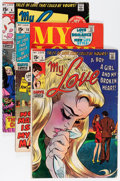 Silver Age (1956-1969):Romance, My Love Group (Marvel, 1969-75) Condition: Average VG-.... (Total:20 Comic Books)