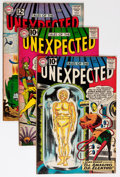 Silver Age (1956-1969):Horror, Tales of the Unexpected Group (DC, 1961-67) Condition: AverageFN.... (Total: 8 Comic Books)
