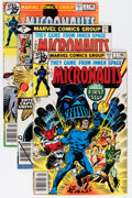 Modern Age (1980-Present):Science Fiction, Micronauts Group (Marvel, 1979-86) Condition: Average NM-....(Total: 83 Comic Books)