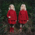 Photographs, TEREZA VLCKOVÁ (Czech, b. 1983). No. 6 from the series 'Two', 2011. Digital . 19-1/2 x 19-1/2 inches (49.5 x 49.5 cm). S...